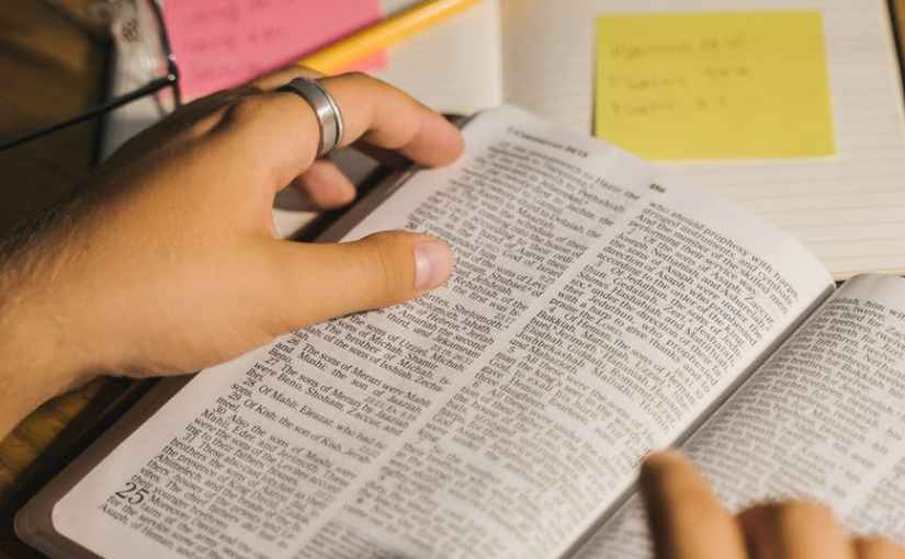 Praying the Word!